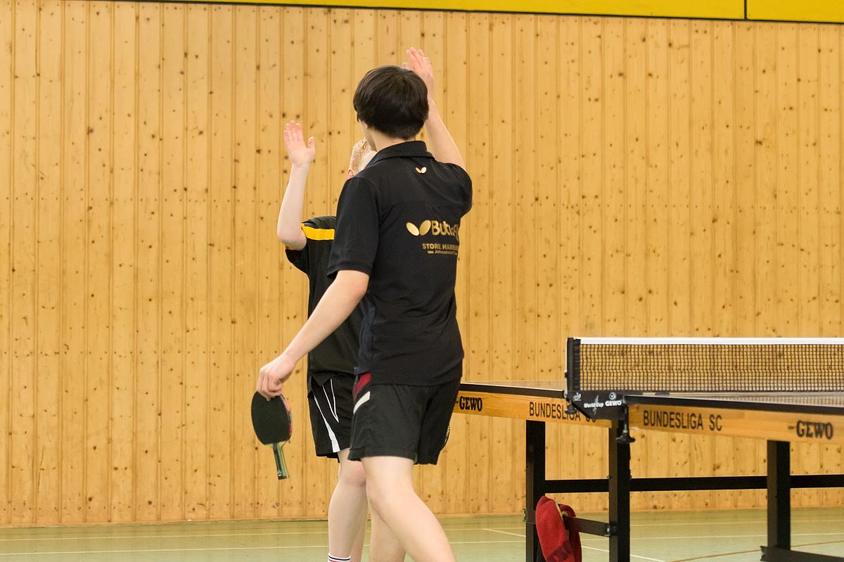 Floris Hasse vs. Timo Seifert