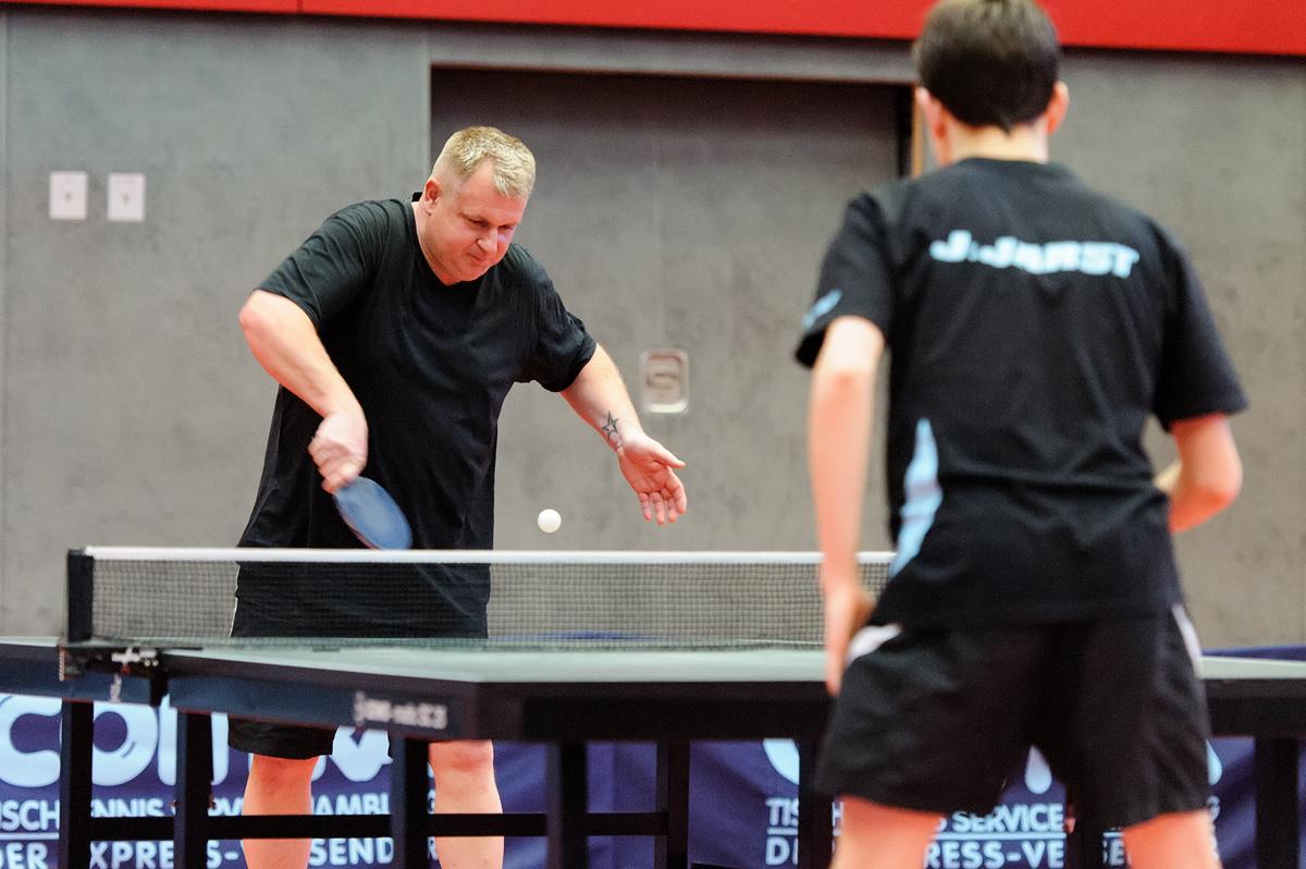Thomas Placküter vs. Arne Louis