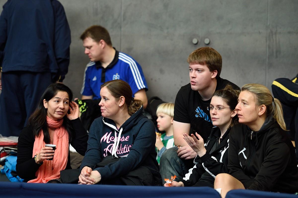 Nura Jensen, Nina Krohn, Nicola Kölln, Beate Zeyn, Alexander Pantel