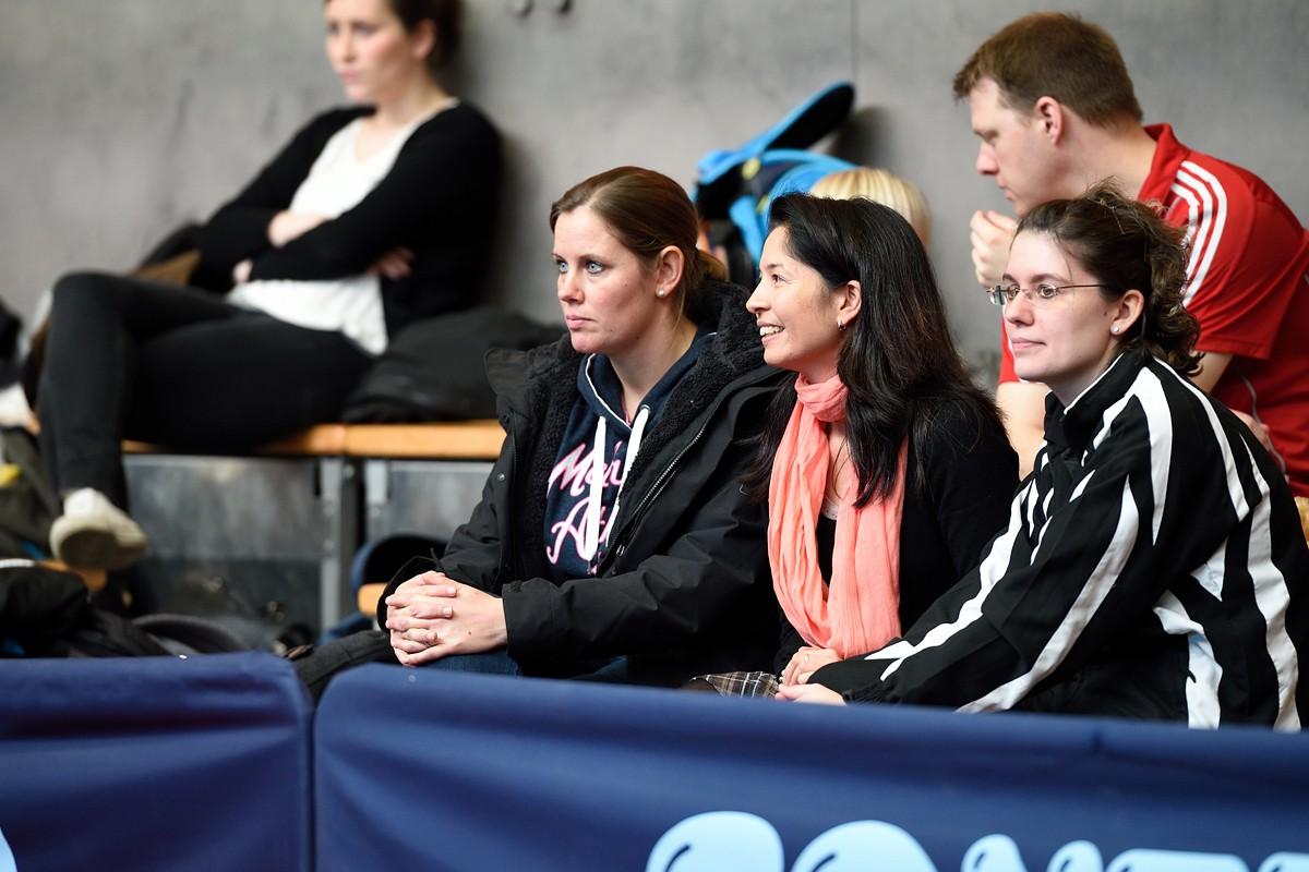 Nina Krohn, Nura Jensen, Nicola Kölln