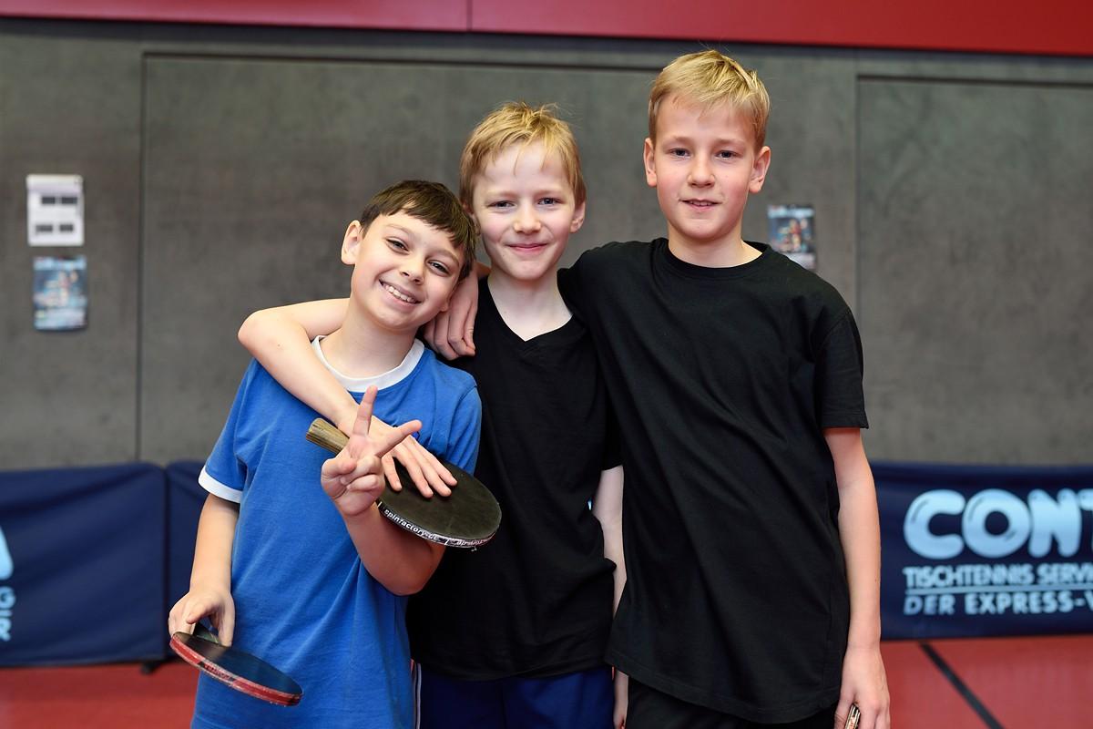 Friedrich Meyer, Finn Ceplis, Daniel Möhrke