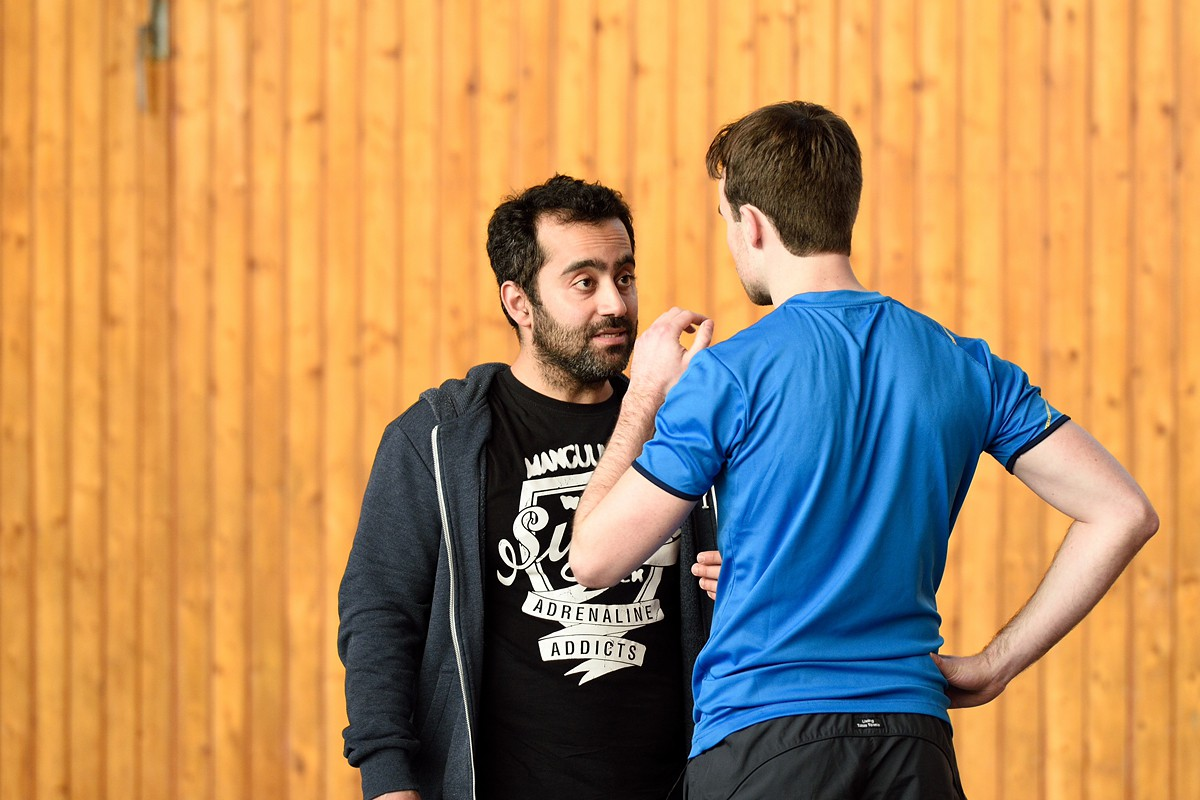 Mehdi Tabibzabeh, Michael Wandrey